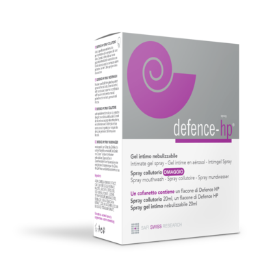 DEFENCE HP SPRAY